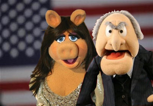 The Pig and the Stinking Fish '08 - Because the last 8 years weren't bad enough!