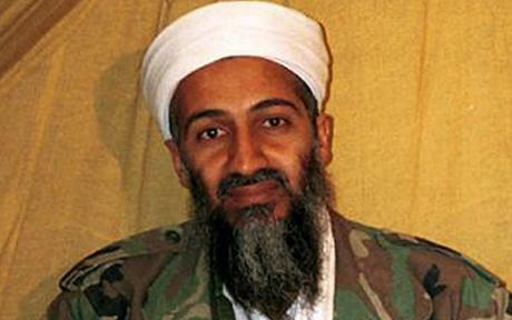 Osama Bin Laden: The most likely candidate is in Parachinar which housed many mujahideen during the Soviet invasion of Afghanistan Photo: AP