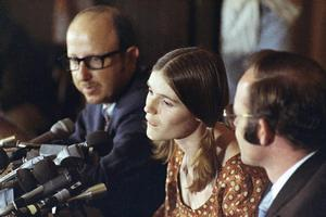 Linda Kasabian took the stand for 18 days at Manson's trial. Photo / AP