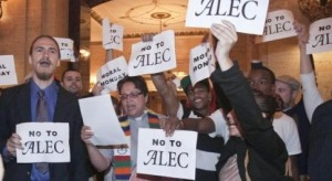 ALEC IN TROUBLE WITH IRS